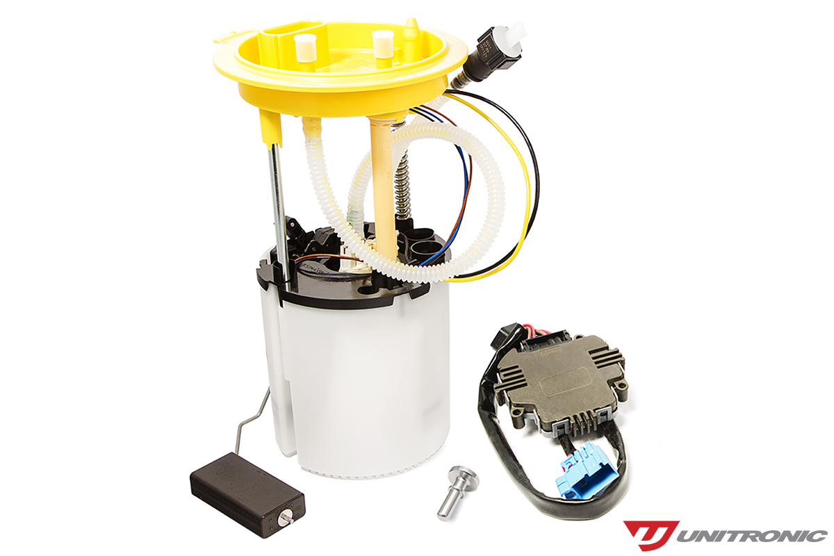 High Output Low Pressure Fuel Pump Upgrade by Unitronic
