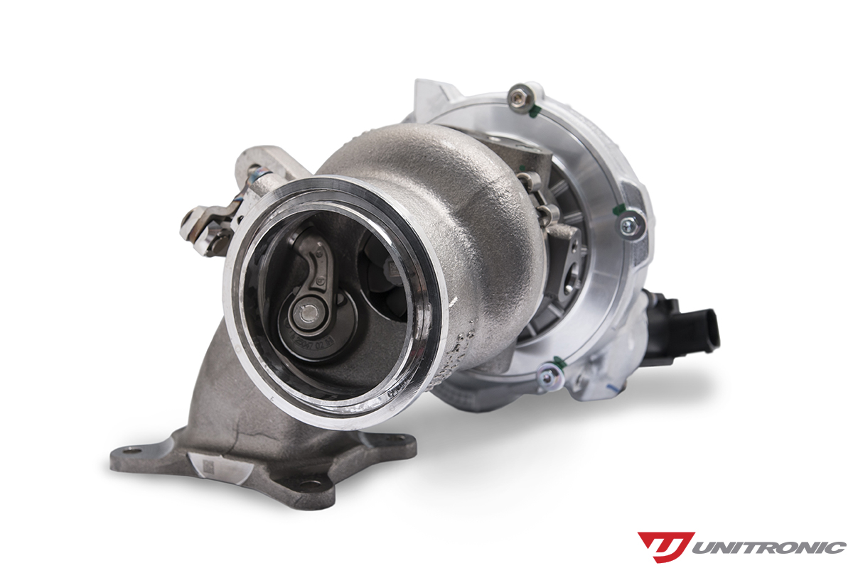 Stage 2+ Turbo Upgrade Kit for 2 0 TSI Gen3 MQB AWD by Unitronic