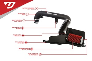 Cold Air Intake For 1.8/2.0 TSI Gen3
