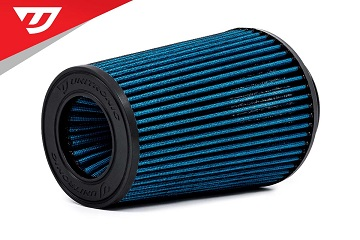 "6"" Tapered Cone Race Air Filter for 2.5TFSI EVO"