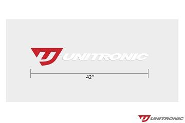 "Unitronic 42"" Decal"