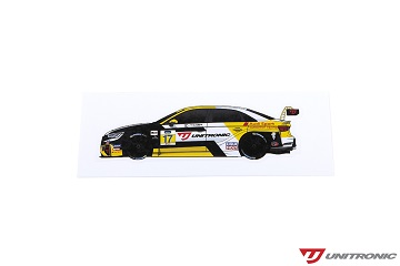 Unitronic RS 3 TCR Decal