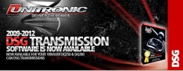 OFFICIAL RELEASE OF THE UNITRONIC 2009-2012 DSG TRANSMISSION SOFTWARE