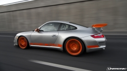 Rolling GT3 RS