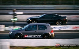 MK4 R32T Dragstrip Wallpaper - By Unitronic