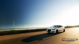 Unitronic Audi A3 Run 1000 Rally Wallpaper - by Unitronic