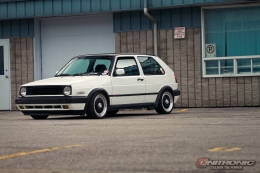 MK2 Golf Wallpaper - by Unitronic