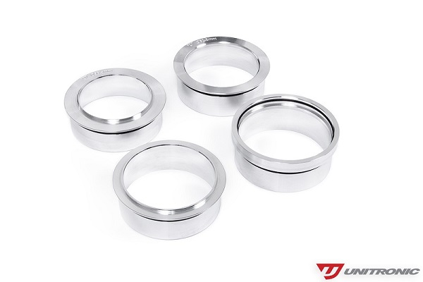 Unitronic compressor inlet adapter rings options