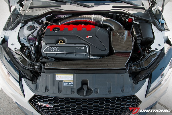 Unitronic CF Intake - Installed