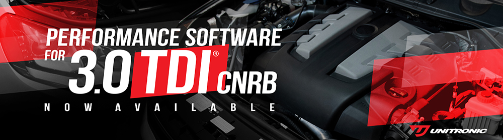 Performance Software for 3.0 TDI (CNRB) engines - Now Available