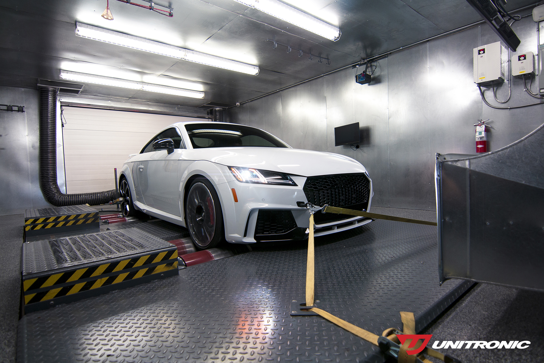 Unitronic TTRS during development