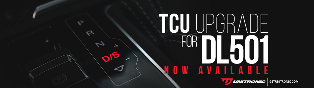 Unitronic TCU Upgrade for DL501® (DSG®) - Now Available!