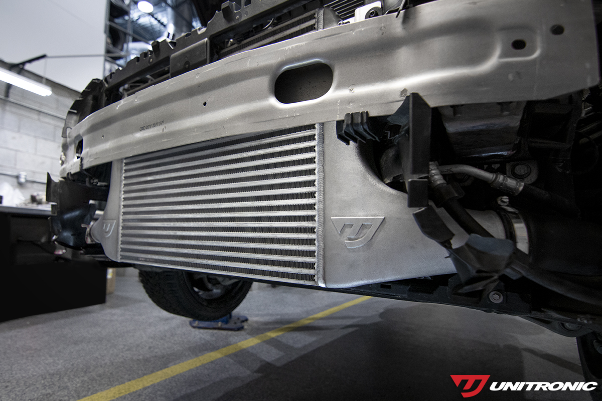 B9-S4-S5-Intercooler-Installed-Unitronic