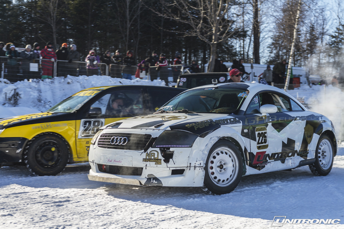 Ice Racing 2015 - Lavaltrie, QC