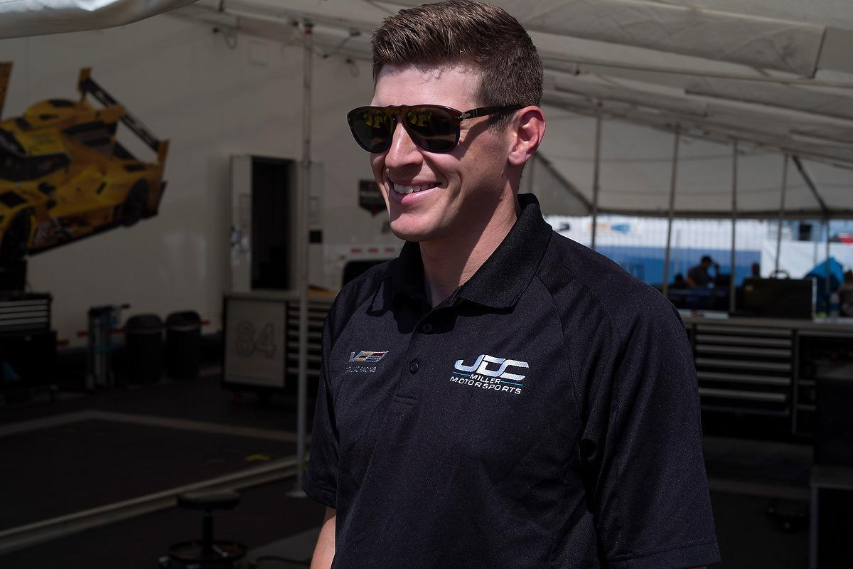 Miller Joins Unitronic No.17 with JDC Miller Motorsports