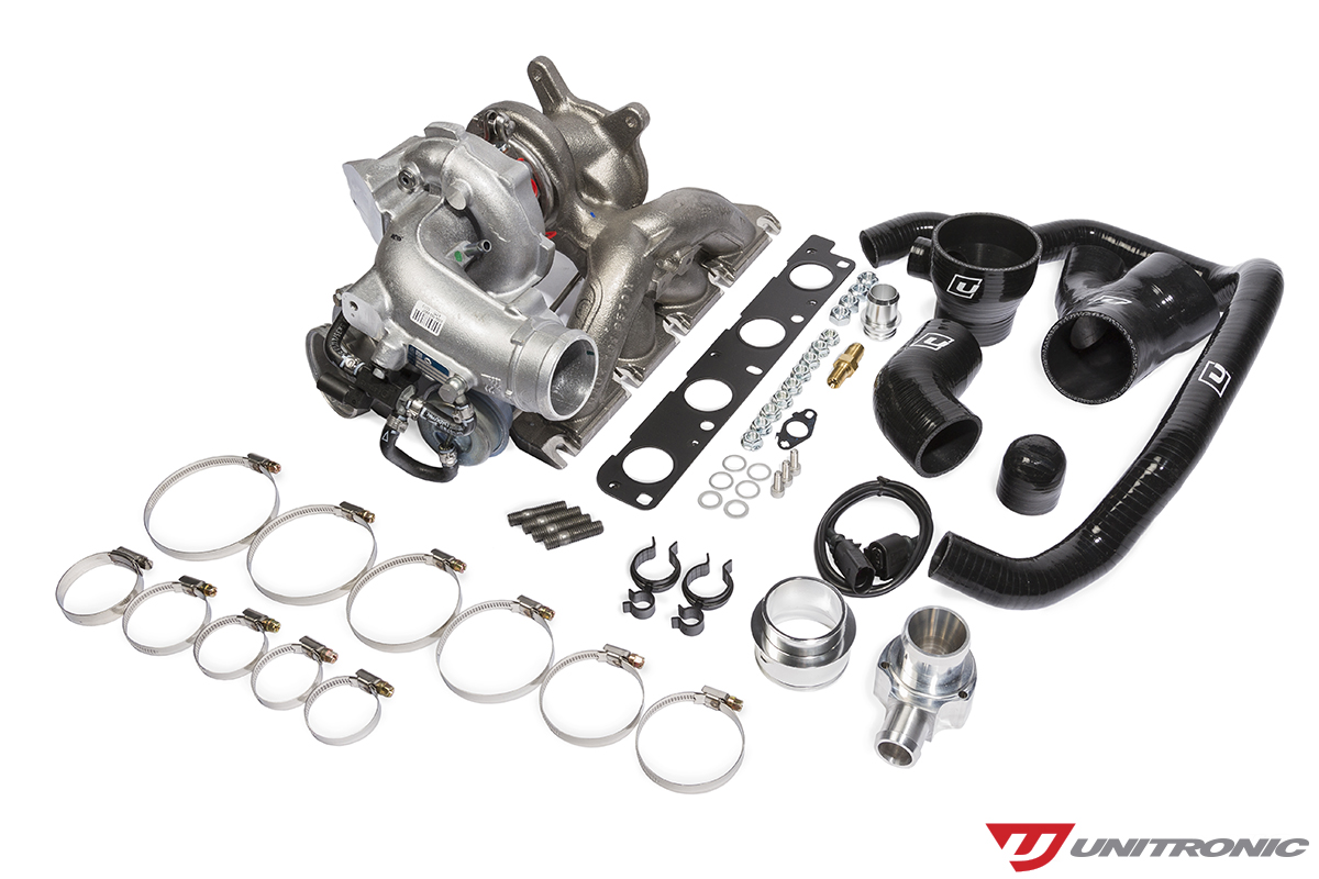 Unitronic 2.0 TFSI Turbo Upgrade Kit