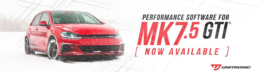MK7.5 GTI Performance Software