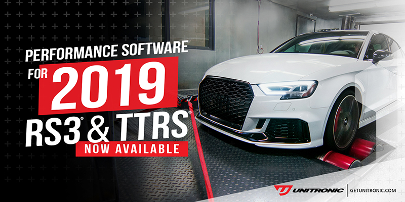 Unitronic Stage 1+ E85 & Stage 2 Performance Software - NOW