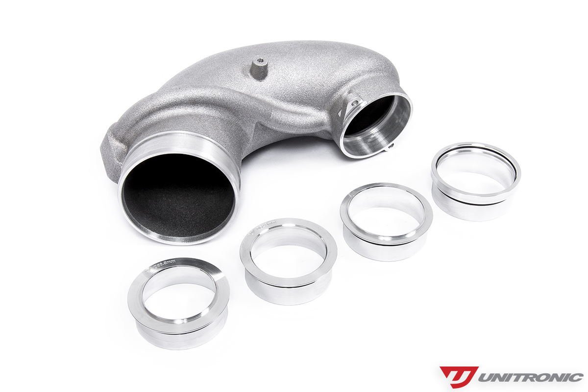 Unitronic 4 inch Turbo Inlet Elbow