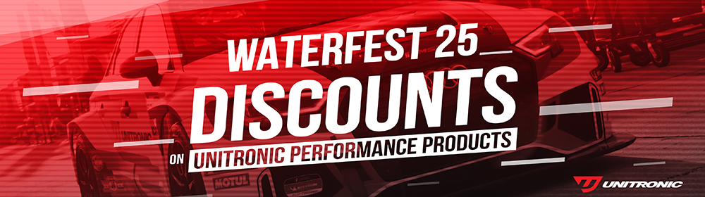 Unitronic Promotions for Waterfest 25