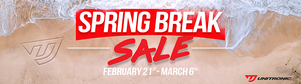 Unitronic Spring Break Sale 2020