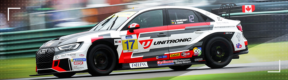 Unitronic No.17 Audi Battles Adversity at VIR