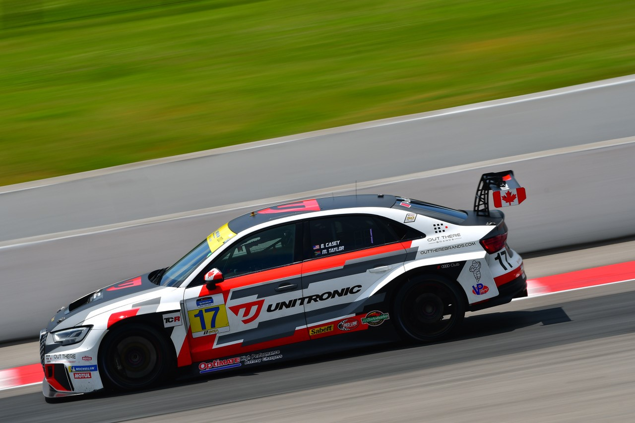 On Track No. 17 Unitronic RS3 LMS at CTMP