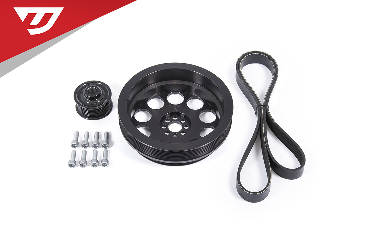 R&D Unitronic Stage 3 Dual Pulley Kit