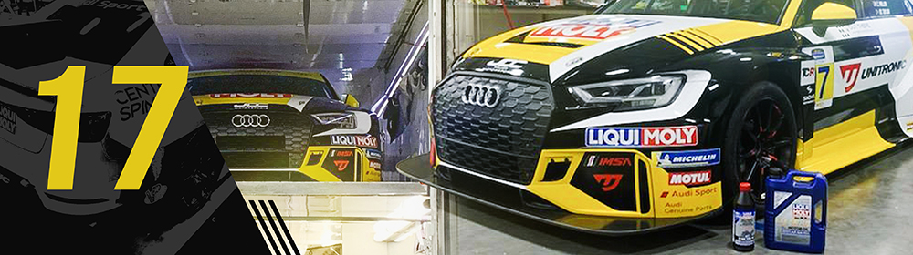 Unitronic TCR Aiming to Continue Audi Success at Daytona Opener