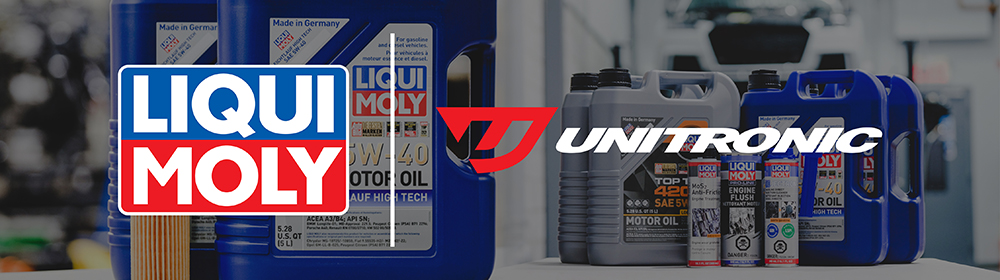 Unitronic Partners With LIQUI MOLY for 2021