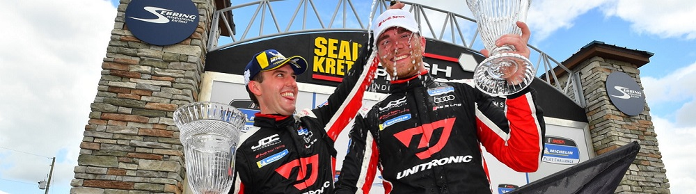 Unitronic Deliver with Podium Finish at Sebring Debut!
