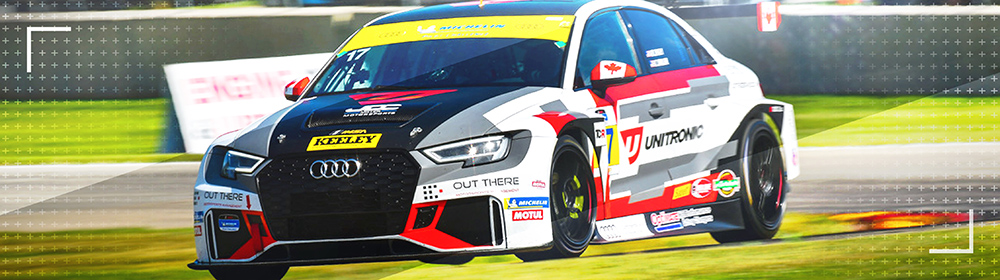 IndyCar star Chaves joins Van der Watt in Unitronic TCR for VIR