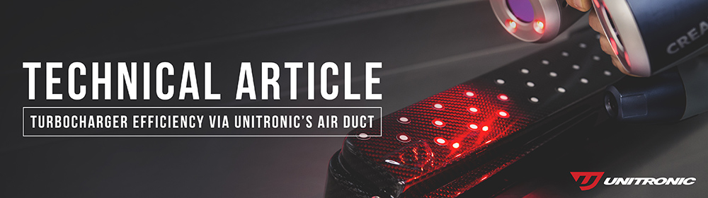 Unitronic Tech Article - Turbocharger efficiency via Air Duct