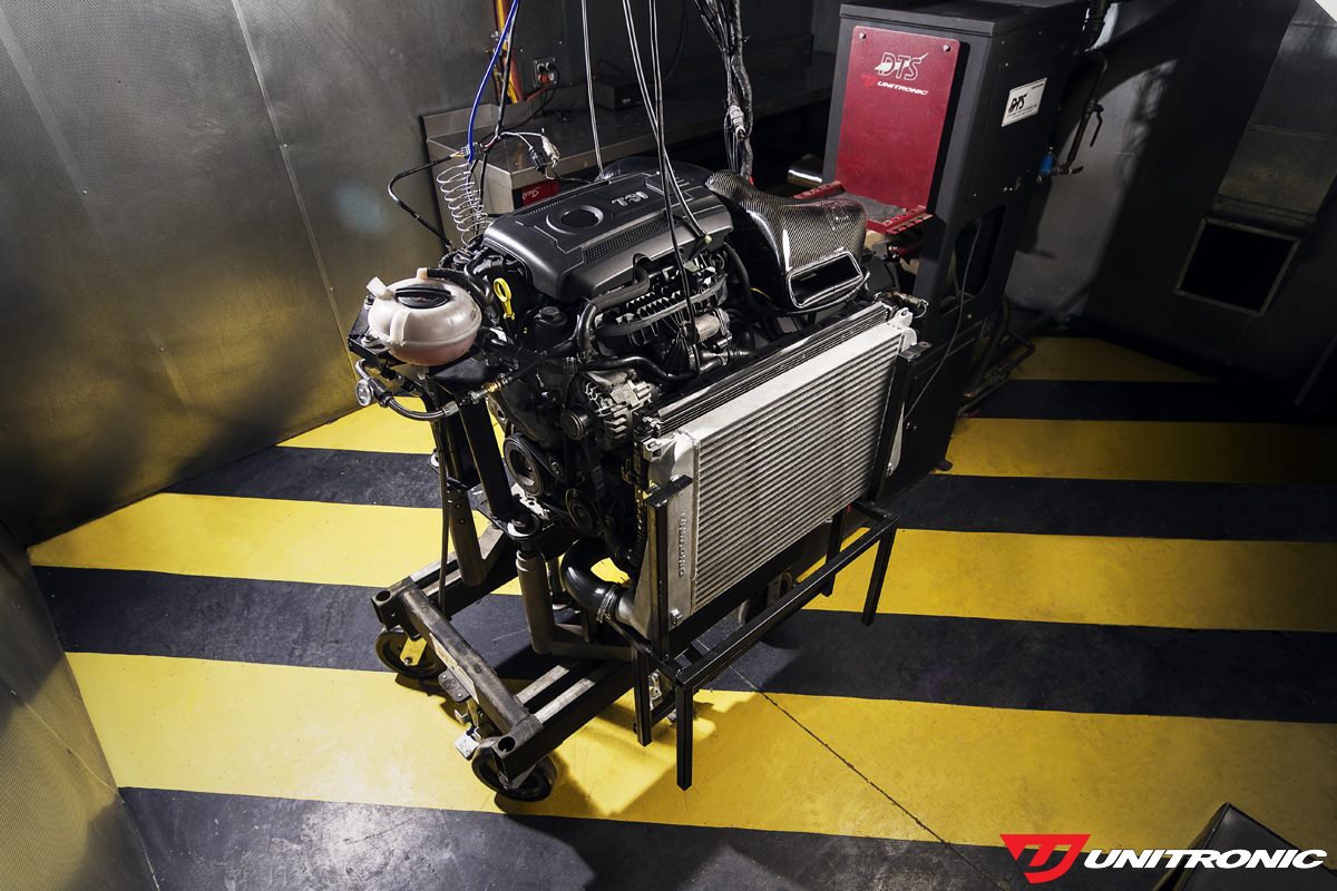Unitronic Engine Dyno